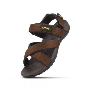 SPOT Men's Sandals brown